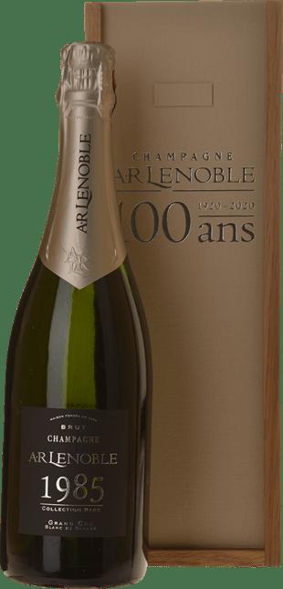 AR LENOBLE Millesime Centenary Celebration Grand Cru Blanc de Blancs, Champagne 1985
