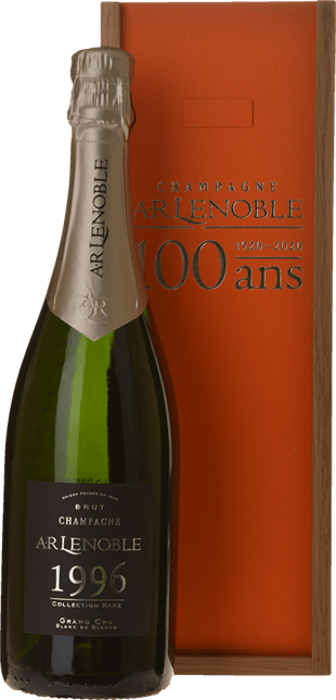AR LENOBLE Millesime Centenary Celebration Grand Cru Blanc de Blancs, Champagne 1996