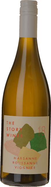 THE STORY WINES Westgate Vineyard Blanc Marsanne Roussanne Viognier, Grampians 2018