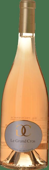 DOMAINE DU GRAND CROS Cuvee #7 Rose, Provence 2018