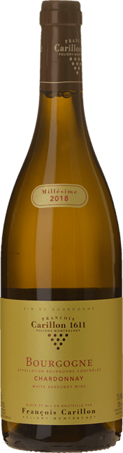 DOMAINE FRANCOIS CARILLON, Bourgogne Blanc 2018
