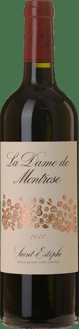 LA DAME DE MONTROSE Second Wine of Chateau Montrose, St-Estephe 2017