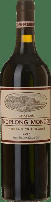 CHATEAU TROPLONG-MONDOT 1er grand cru classe (B), St-Emilion 2017