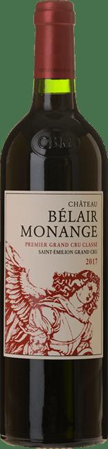CHATEAU BELAIR-MONANGE 1er grand cru classe (B), St-Emilion 2017