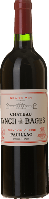 CHATEAU LYNCH-BAGES 5me cru classe, Pauillac 2017