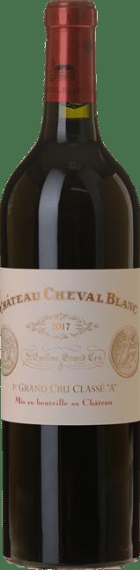 CHATEAU CHEVAL BLANC 1er grand cru classe (A), St-Emilion 2017