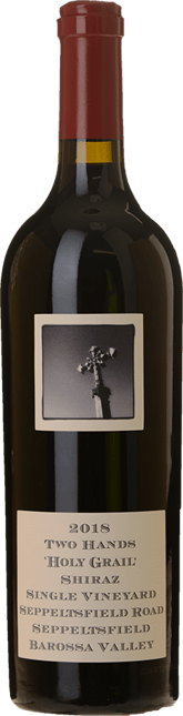 TWO HANDS Holy Grail Shiraz, Barossa Valley 2018