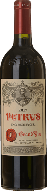CHATEAU PETRUS Cru exceptionnel, Pomerol 2017