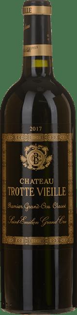 CHATEAU TROTTEVIEILLE 1er grand cru classe (B), St-Emilion 2017