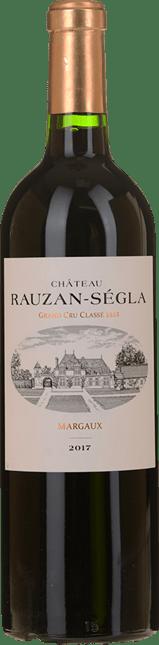 CHATEAU RAUZAN-SEGLA 2me cru classe, Margaux 2017