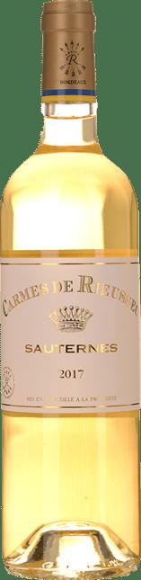 CHATEAU RIEUSSEC Carmes de Rieussec, Sauternes 2017