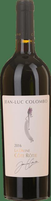 JEAN-LUC COLOMBO La Divine , Cote-Rotie 2016
