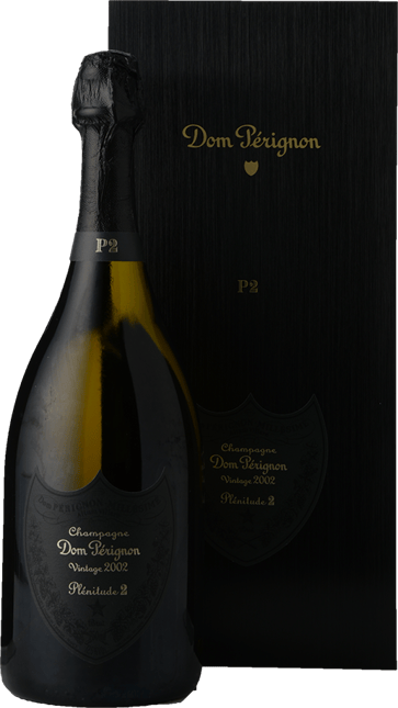 MOET & CHANDON Dom Perignon P2 Second Plenitude, Champagne 2002