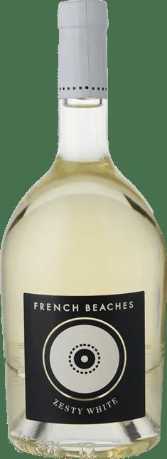 FRENCH BEACHES Zesty White, Vin de France 2019