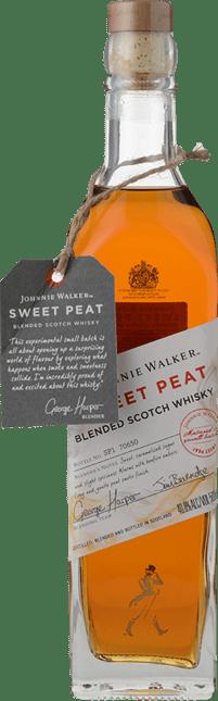 JOHNNIE WALKER Blenders' Batch Sweet Peat 40.8%, Scotland NV