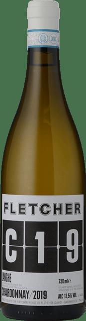 FLETCHER WINES Chardonnay, Langhe 2019
