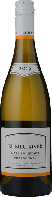 KUMEU RIVER WINES Mate's Vineyard Chardonnay, Auckland 2019