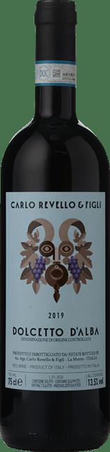 CARLO REVELLO , Dolcetto d'Alba 2019