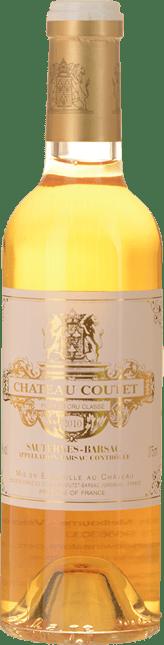 CHATEAU COUTET 1er cru classe, Sauternes-Barsac 2010
