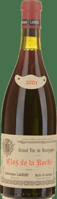 DOMINIQUE LAURENT Grande Cuvee Vieilles Vignes Intra-muros, Clos de la Roche 2001