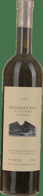 RANDALL'S HILL VINEYARD 1910 Shiraz, Barossa Valley 1995