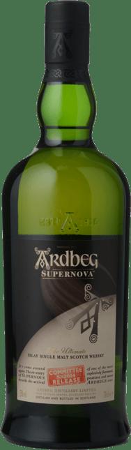 ARDBEG Supernova The Ultimate SN2014 Committee Release Single Malt Scotch Whisky 55% ABV, Islay NV