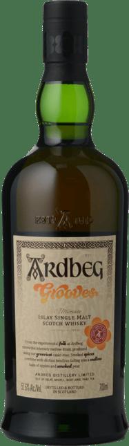 ARDBEG Grooves 51.6% ABV, Islay NV