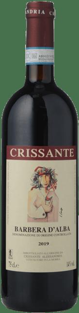 CRISSANTE ALESSANDRIA, Barbera d'Alba DOC 2019