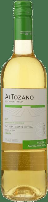 FINCA CONSTANCIA Altozano  Verdejo Sauvignon Blanc, Vino de la Tierra de Castilla 2015