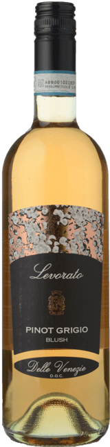 LEVORATO Blush Pinot Grigio, Delle Venezie DOC 2017