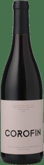 COROFIN WINES Cowley Family Vineyard Main Slopes Pinot Noir, Marlborough 2016