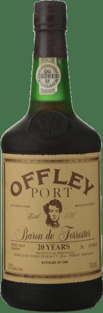 OFFLEY BOA VISTA Baron de Forrester Very Old Tawny Port, Oporto NV