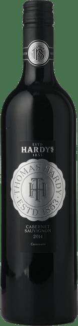 HARDY'S Thomas Hardy Cabernet, Coonawarra, Margaret River 2014