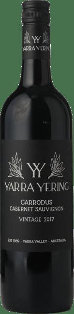 YARRA YERING Carrodus Cabernet, Yarra Valley 2017