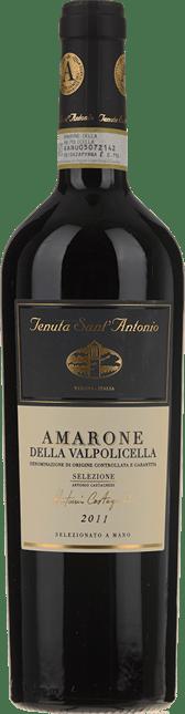TENUTA SANT' ANTONIO Amarone della Valpolicella Selezione Antonio Castagnedi , Veneto 2011