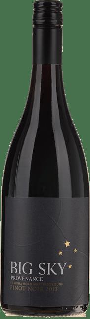 BIG SKY Provenance Pinot Noir, Martinborough 2013