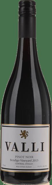 Bendigo Vineyard