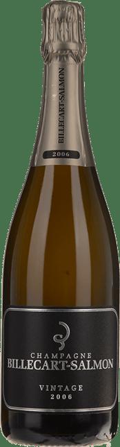 BILLECART-SALMON Brut, Champagne 2006