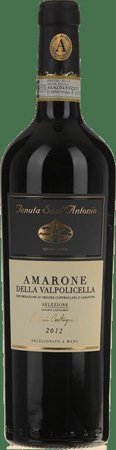 TENUTA SANT' ANTONIO Amarone della Valpolicella Selezione Antonio Castagnedi , Veneto 2012