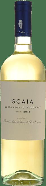 TENUTA SANT ANTONIO Scaia Garganega Chardonnay, Veneto 2014
