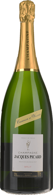 JACQUES PICARD Brut, Champagne NV