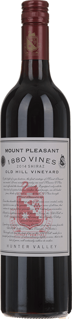 1880 Vines Old Hill Vineyard