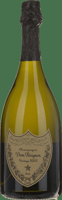 MOET & CHANDON Cuvee Dom Perignon Brut, Champagne 2005