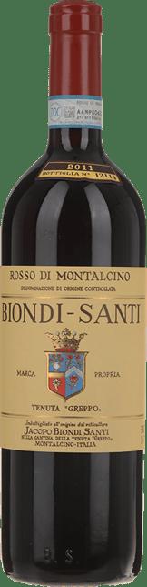 BIONDI SANTI Rosso di Montalcino DOC , Tuscany 2011
