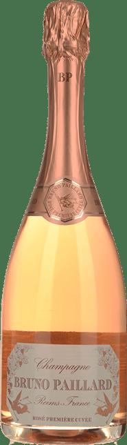 BRUNO PAILLARD Premiere Cuvee Brut Rose, Champagne NV