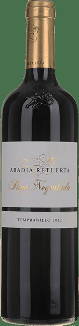 ABADIA RETUERTA Pago Negralada Tempranillo, Castilla Y Leon 2012