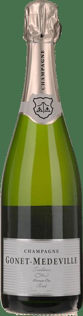CHAMPAGNE GONET-MEDEVILLE 1er Cru Tradition , Champagne NV