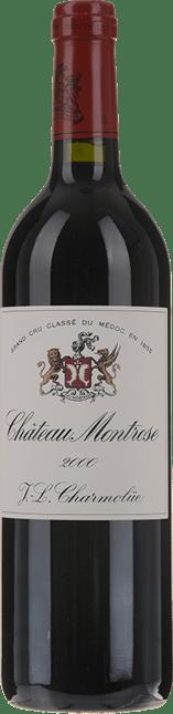 CHATEAU MONTROSE, 2me cru classe, St-Estephe 2000