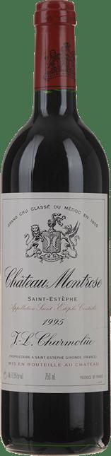 CHATEAU MONTROSE 2me cru classe, St-Estephe 1995
