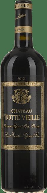 CHATEAU TROTTEVIEILLE 1er grand cru classe (B), St-Emilion 2012